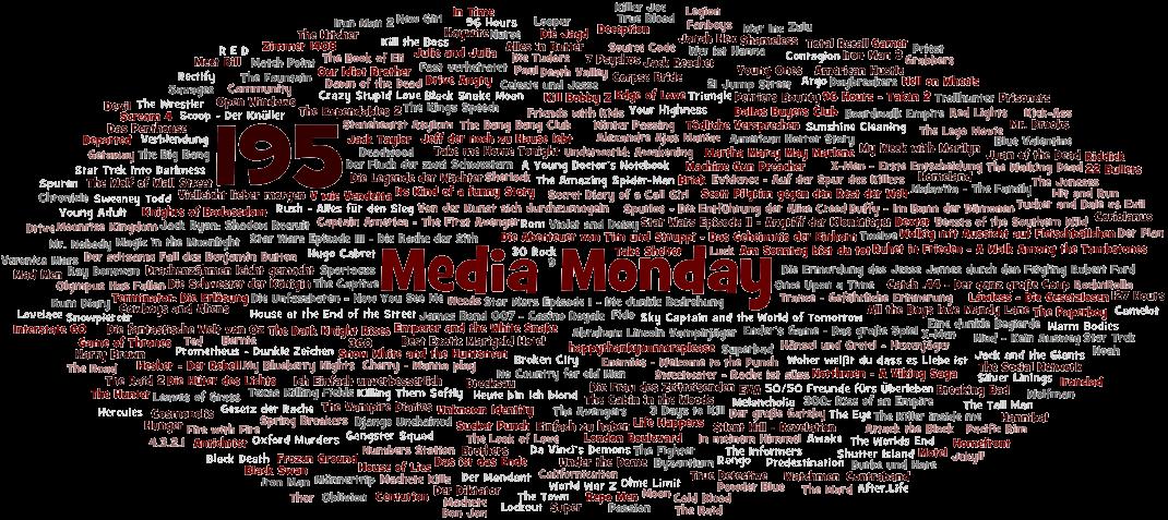 Media Monday #195 – Meine Antworten