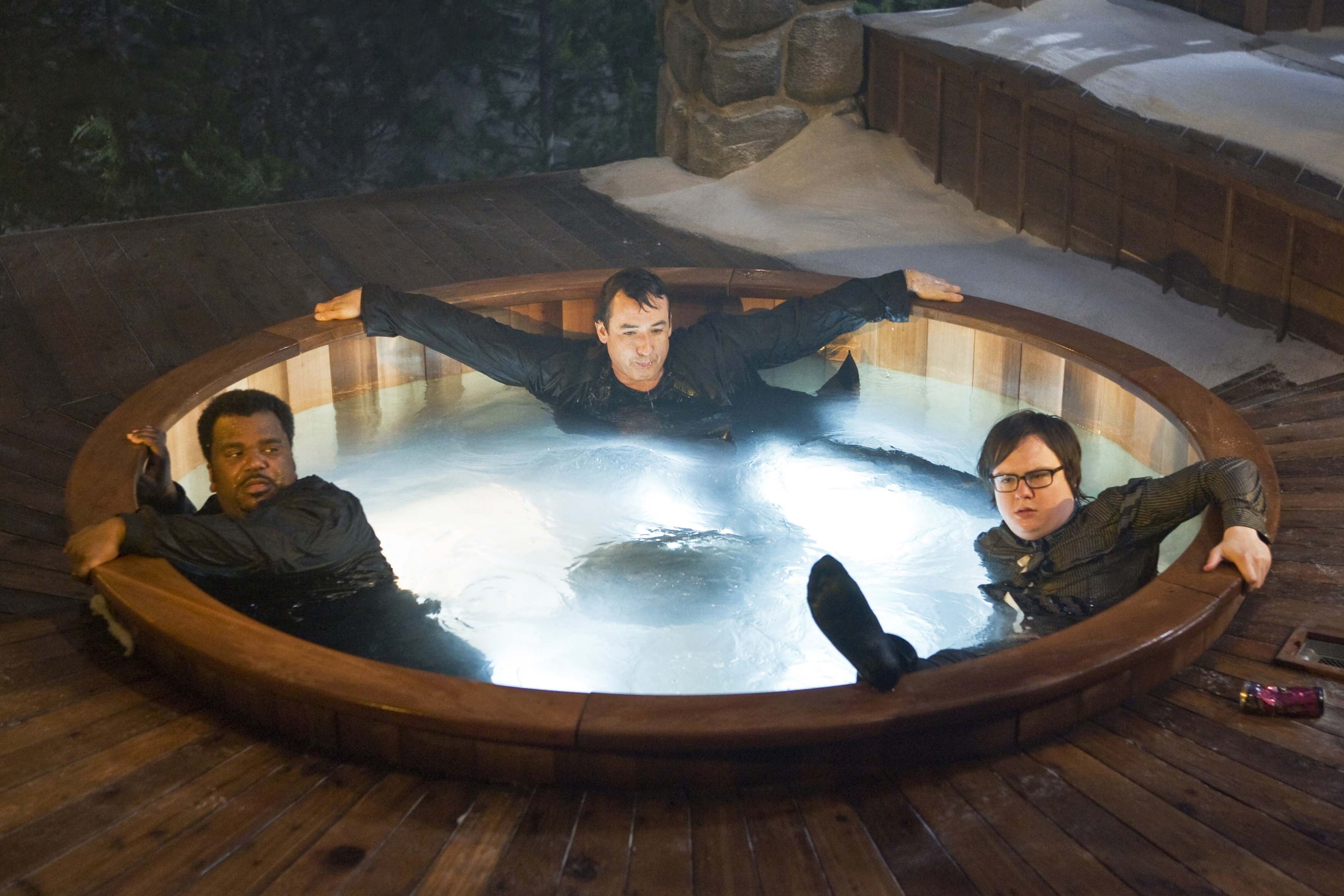 Blu-ray Kritik: Hot Tub Time Machine – Mit dem Whirlpool in die 80er