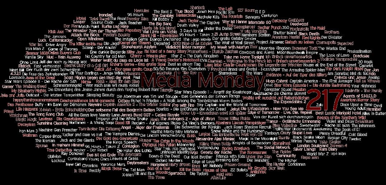 Media Monday 217 – Die Antworten der Woche