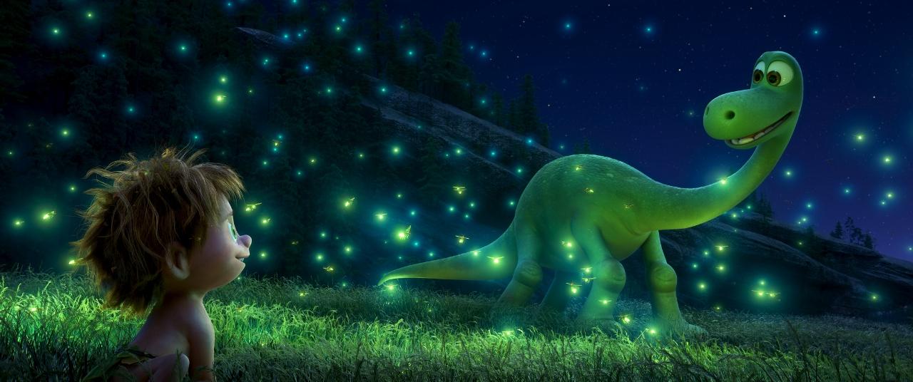 Filmkritik: Arlo & Spot (OV: The Good Dinosaur)