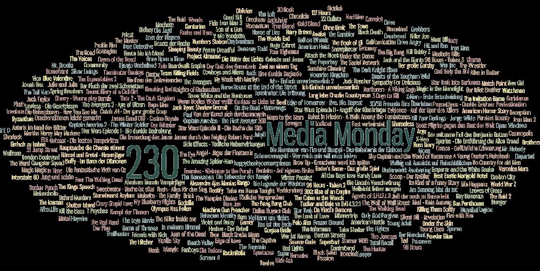 Montagnachmittags Media Monday