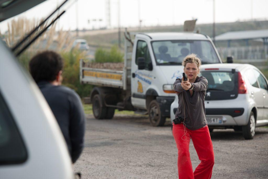 Sequence 325 : Cecile BOIS (Candice Renoir) Réalisation : Christophe DOUCHAND